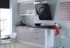 Kuçük Mutfak Dolabı Tasarımları