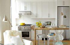 Küçük Mutfak Dolapları Ve Model Seçimi
