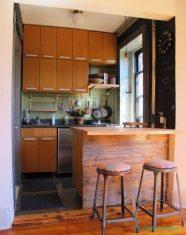 Rustik Küçük Mutfak Modelleri