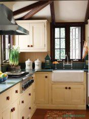 Küçük Ve Sevimli Bir Mutfak Dekorasyon Fikri