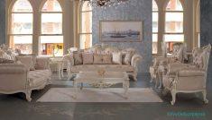 Luxury Klasik Salon Koltuk Takımı