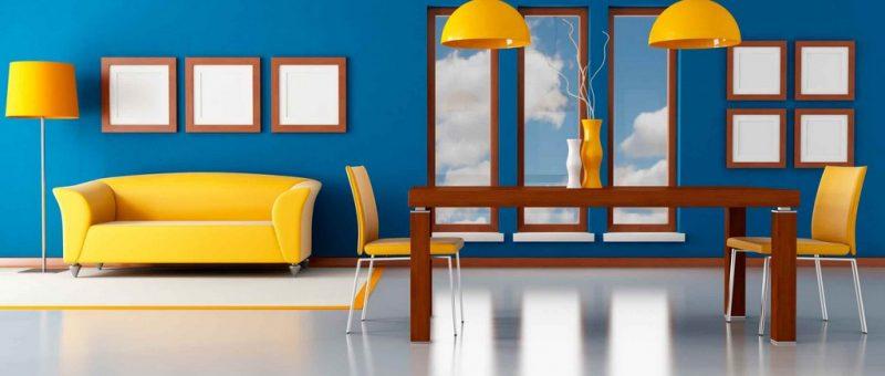 Ev İçi Boyaları & En Güzel Renkler