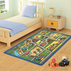 Erkek Çocuk Odası Halı Modelleri
