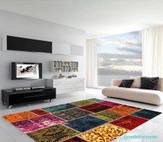 Merinos Palet Patchwork pt014-110 Halı