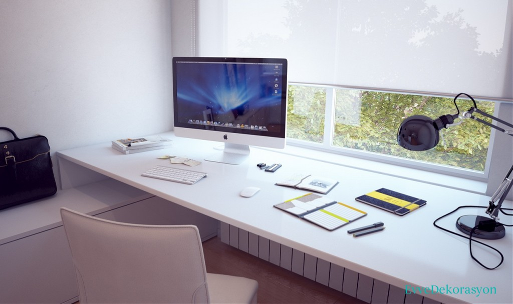 Pratik Ve Kullanışlı Ofis Alanları