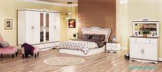 Country Yatak Odası Modelleri