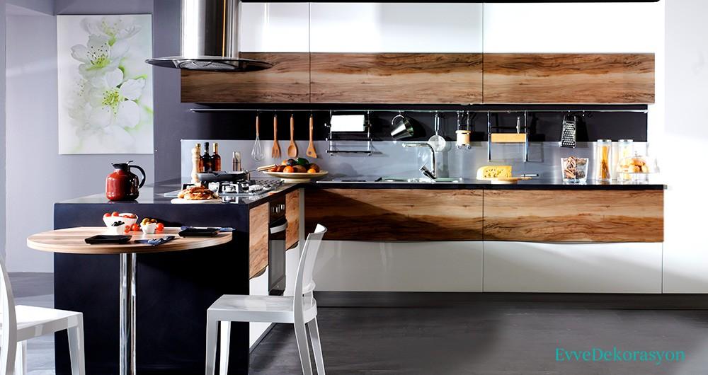 Modern Hazır Mutfak Modelleri