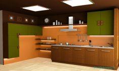 Modern Modüler Mutfak Dolabı Tasarımları Ve Fikirleri