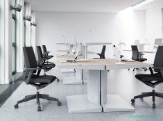 Modern Unsurların Kullanıldığı Şık Ofisler