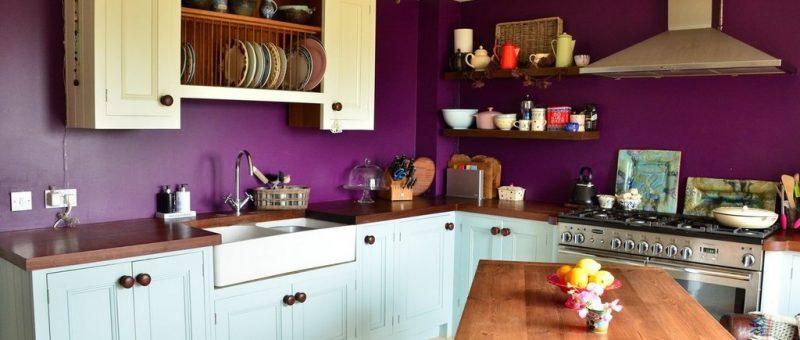 Rengarenk Mutfak Boyalarını Keşfedin