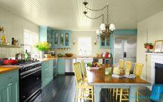 Mutfağa En Çok Yakışan Renk Tonları