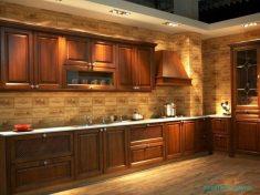 Işıklandırma Ve Mutfak Mobilyası