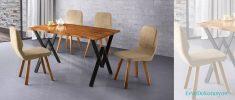 Vivense Mobilya Mutfak Masaları ve Modelleri