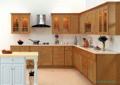 Naturel Mutfak Mobilyası