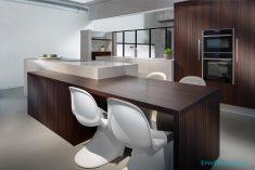 Sade ve Oturaklı Mutfak Modelleri