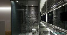 Mağara Görüntülü Banyo tasarımları