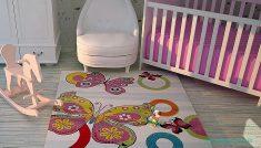 Poypoy Çocuk Odası Halısı