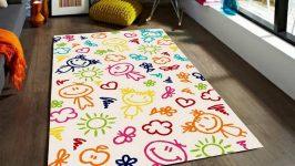 Güzel Ve Sağlıklı Çocuk Odası Halıları