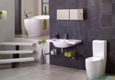 Trend Banyo Duvar Dekorasyonu