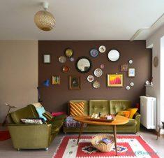 Rengaren Desenlerde Otantik Salonlar