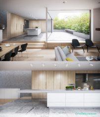 Mutfak Beyaz Tezgah