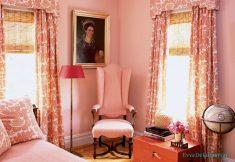 Pembe Yatak Odası Dekorasyonu