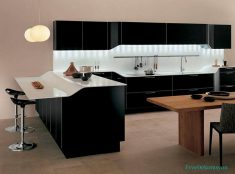 İkea Siyah Mutfak Tasarımları
