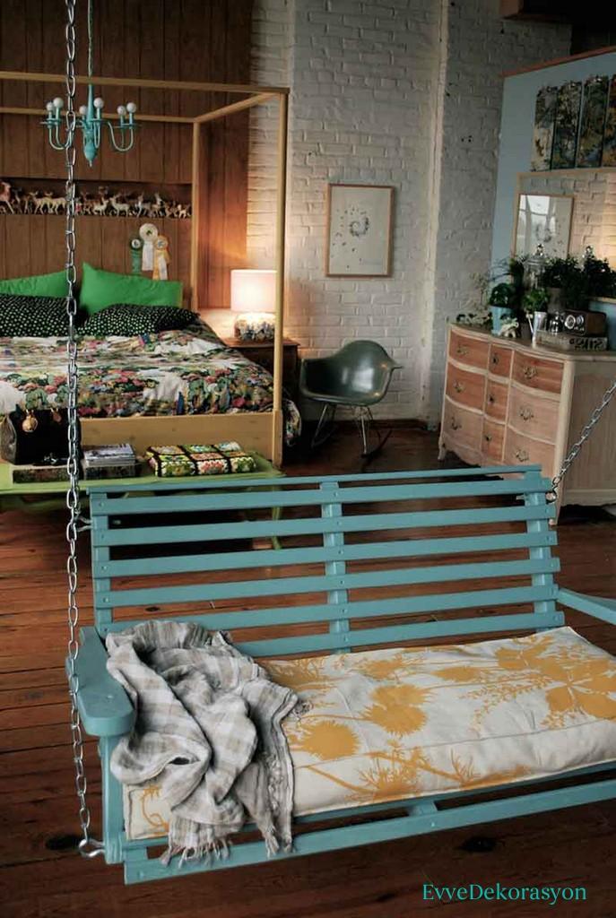 Yatak Odası Salıncak Koltuklar