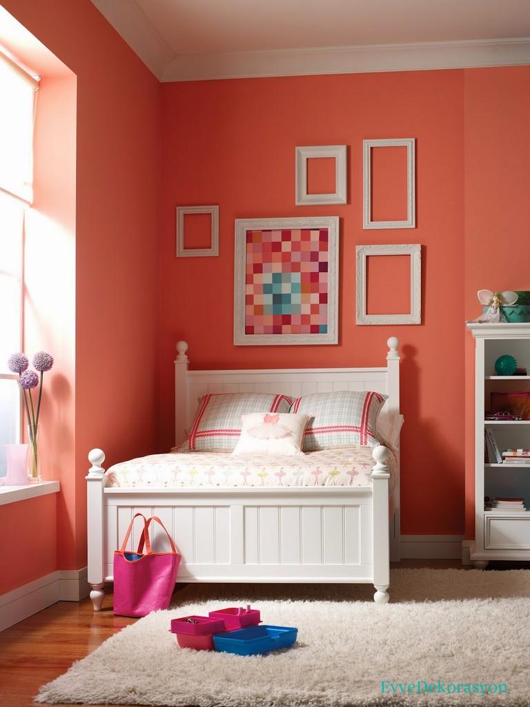 Pembe Renk Boyaların Evlerde Kullanımı