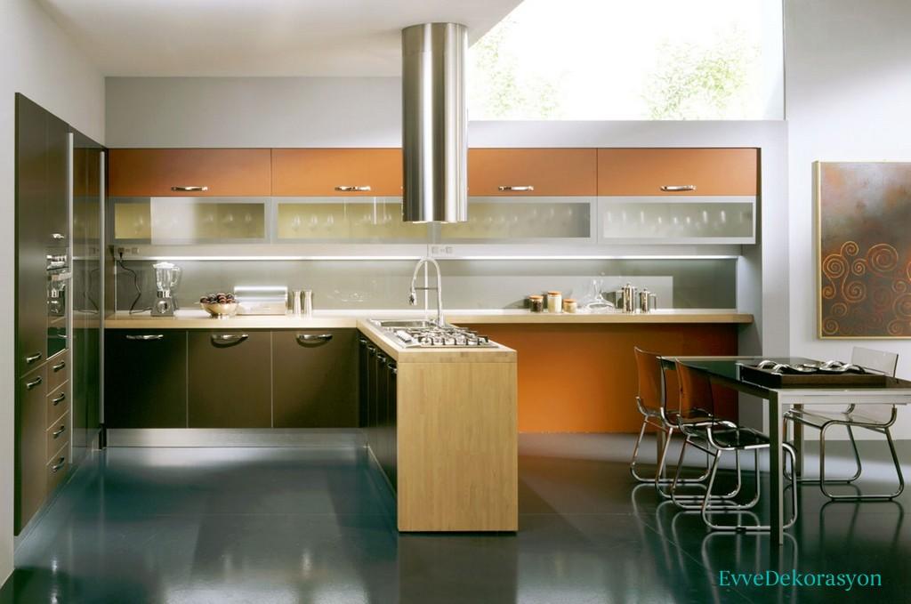 Yeni Mutfak Tasarımları Ve Modern Mobilyalar