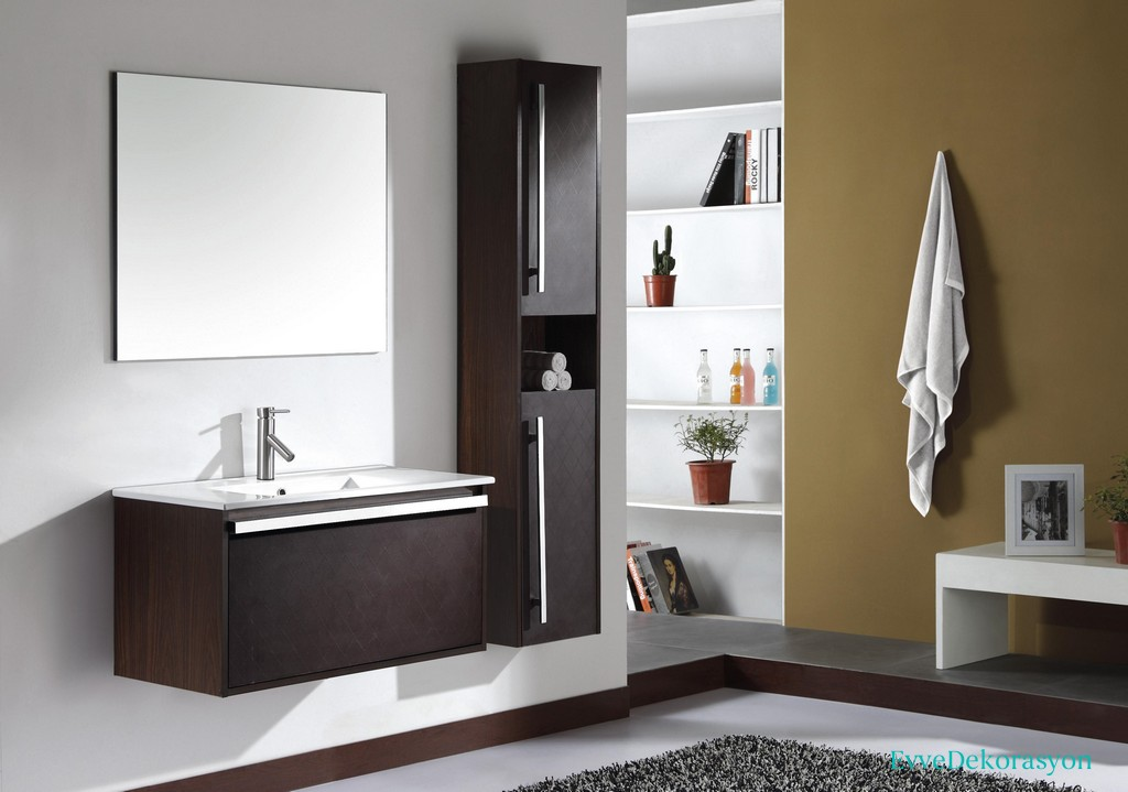 Zarif Banyo Tasarımı