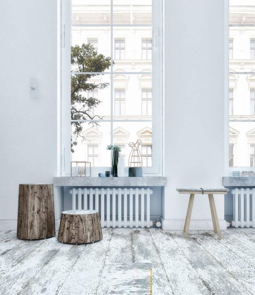 Doğal Ağaç Kullanarak Evi Dekore Etmek