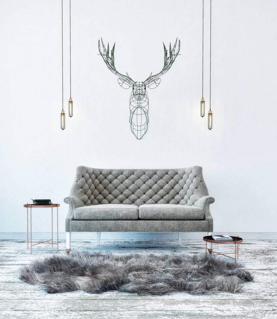 İskandinav Stil Koltuk Ve Halı Seçimi