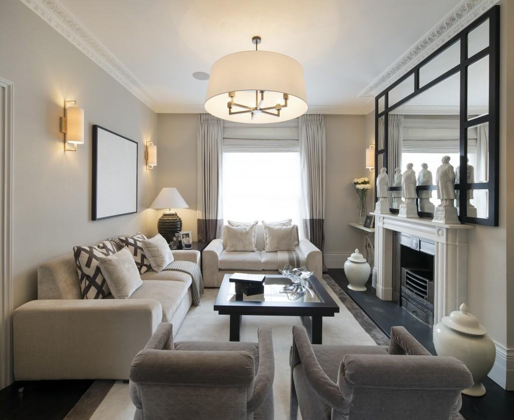 Ekillerine g re salon dekorasyonu 18 d ll salon rne i - Living room furniture long island ...