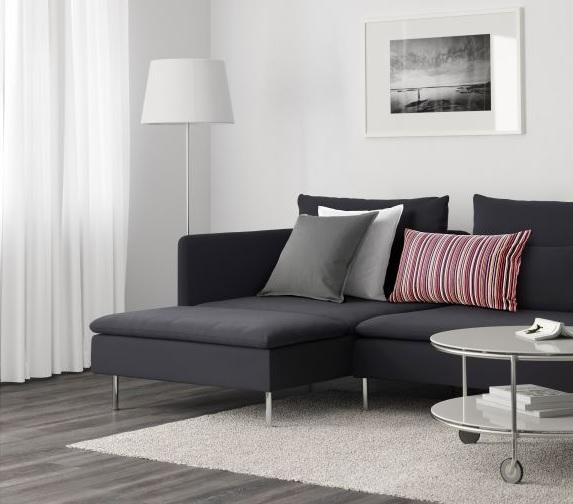 IKEA akıllı köşe koltuk modeli