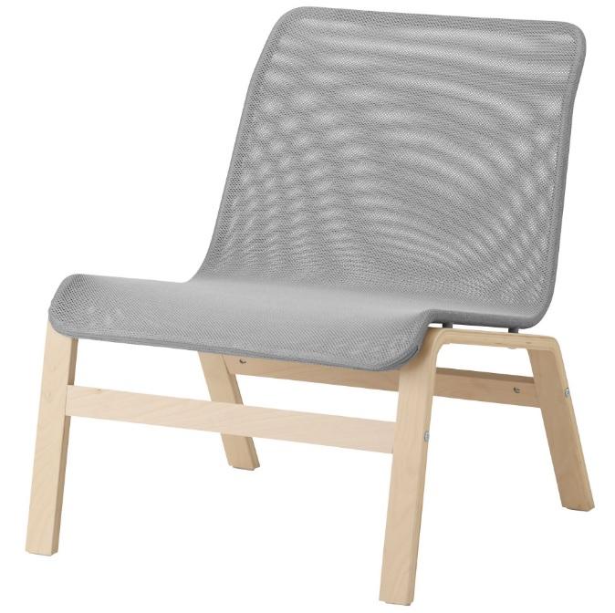 IKEA hafif basit sandalye modeli