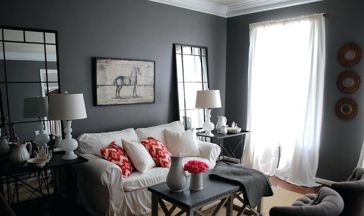 Salon Dekorasyonunda Renk Cümbüşü