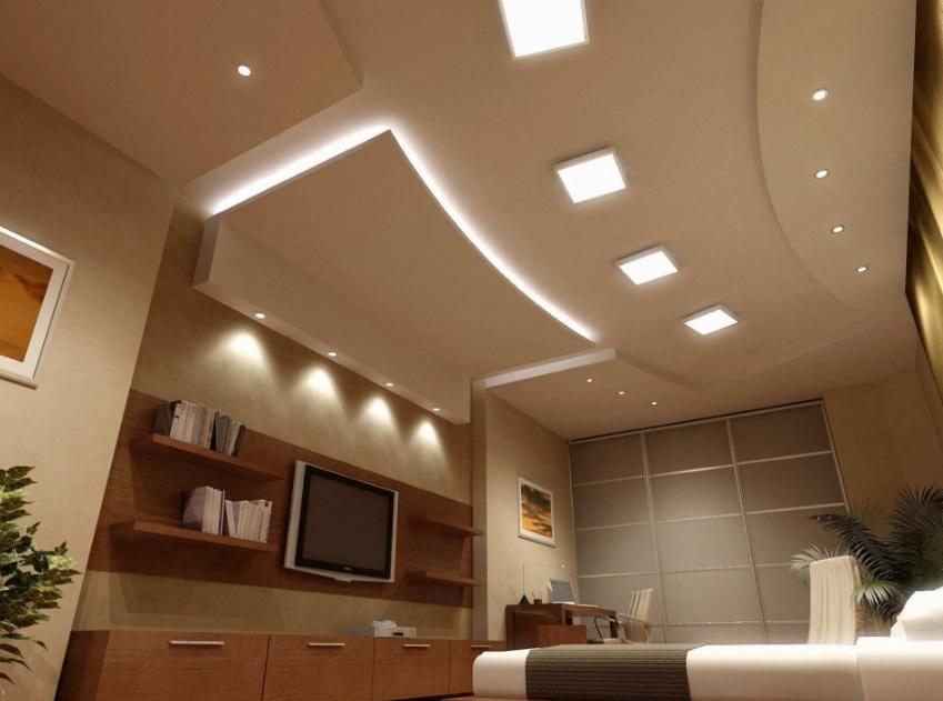 Salonlar için asma tavan