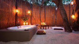 SPA Etkisi Sunan Açık Hava Banyosu Örnekleri