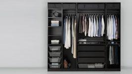 Giysi Dolap Modellerinde 9 Farklı Tasarım