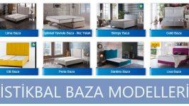 İstikbal Baza Modelleri ve Fiyatları