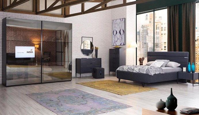 Televizyonlu Yatak Odası