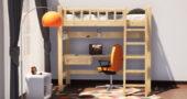 Dar Odalar İçin Ranza Modelleri ve Fiyatları